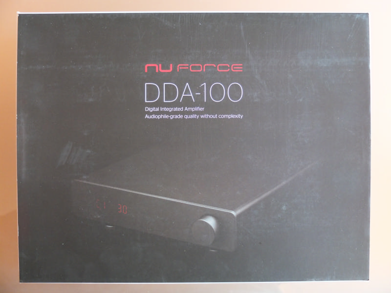 Ampli Nuforce DDA-100