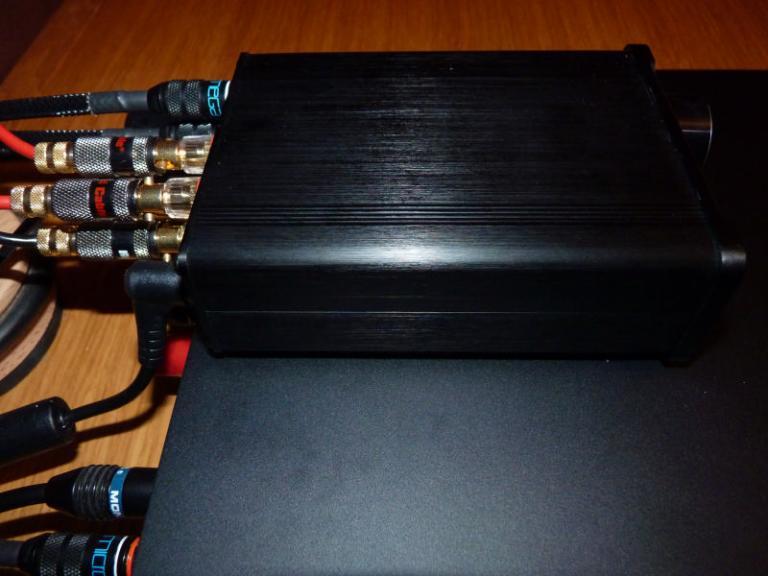 Câblage SMSL SA-50