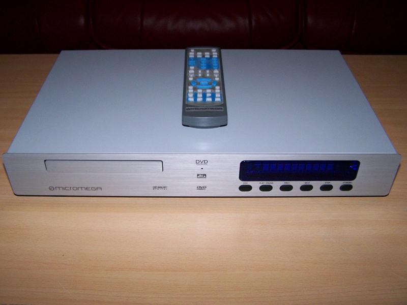 Micromega DVD4