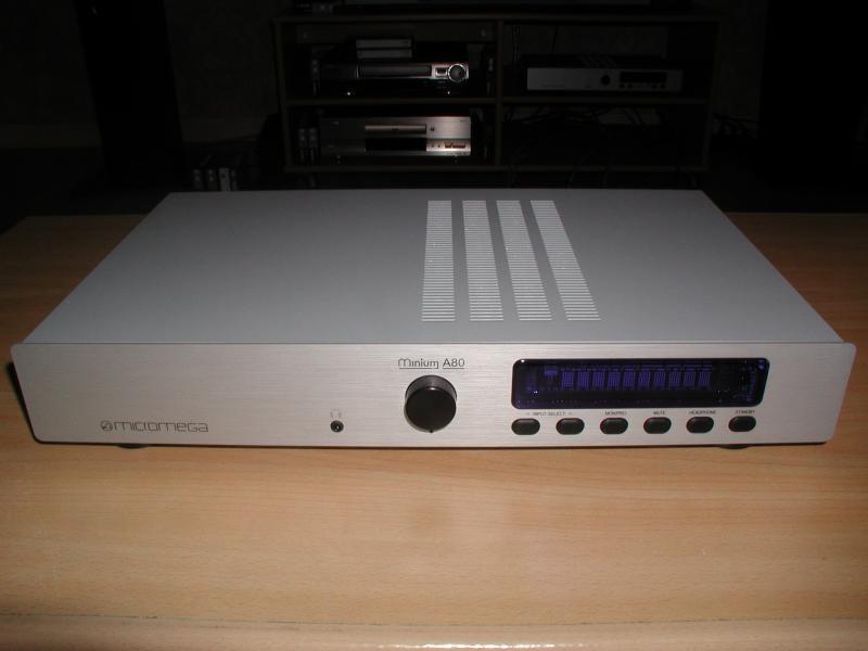 Micromega A80